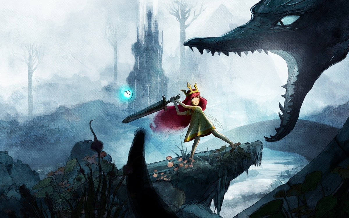 Child of Light director muses on what a sequel would look like, but don't expect it anytime soon screenshot