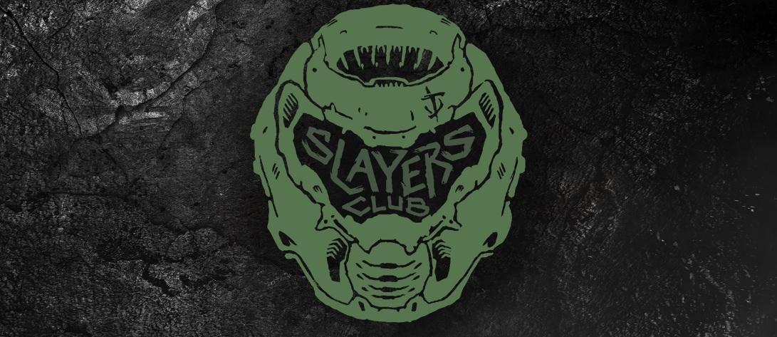 Bethesda now has a special Doom rewards program called the 'Slayers Club' screenshot
