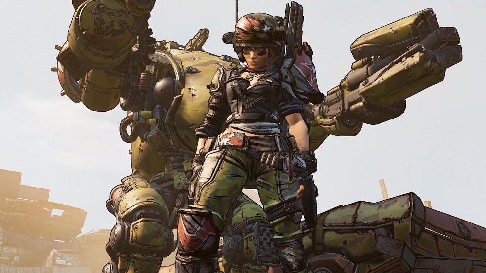 The name game: Moyse has dibs on Moze in Borderlands 3