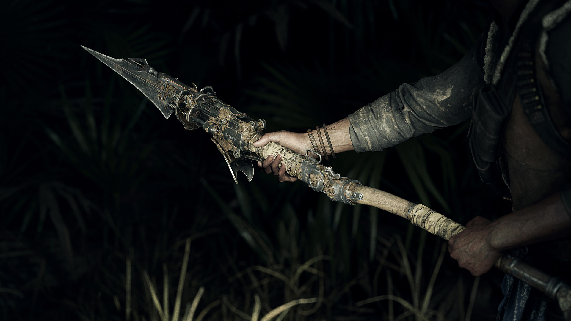 Hunt: Showdown's Bomb Lance