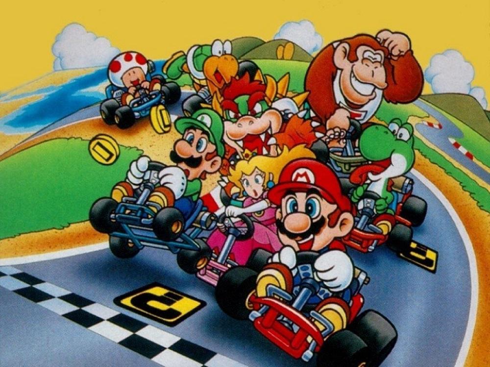 Super Mario Kart and Mortal Kombat among World Video Game Hall of Fame additions
