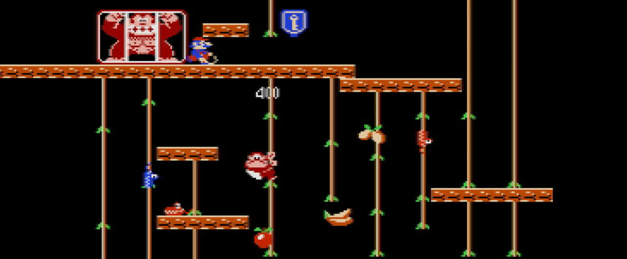 Your next Switch NES releases are Donkey Kong Jr., Vs. Excitebike, and Clu Clu Land