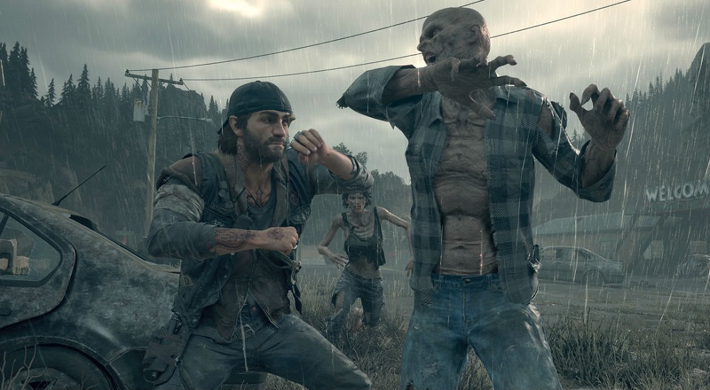Days Gone retains the number one spot in the UK Charts screenshot