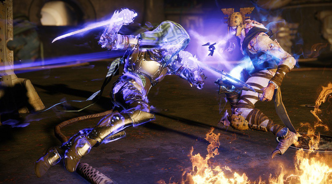 Destiny 2's latest update greatly nerfs Hunter spectral blades, fixes numerous bugs screenshot