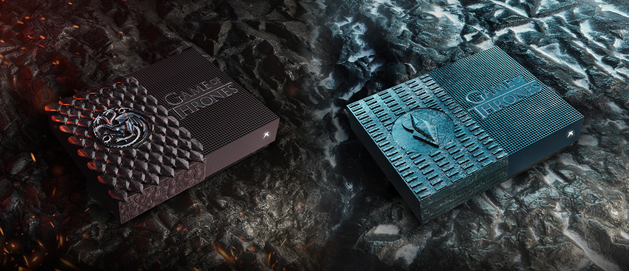 Xbox's Game of Thrones tease was for custom consoles, not a new game screenshot