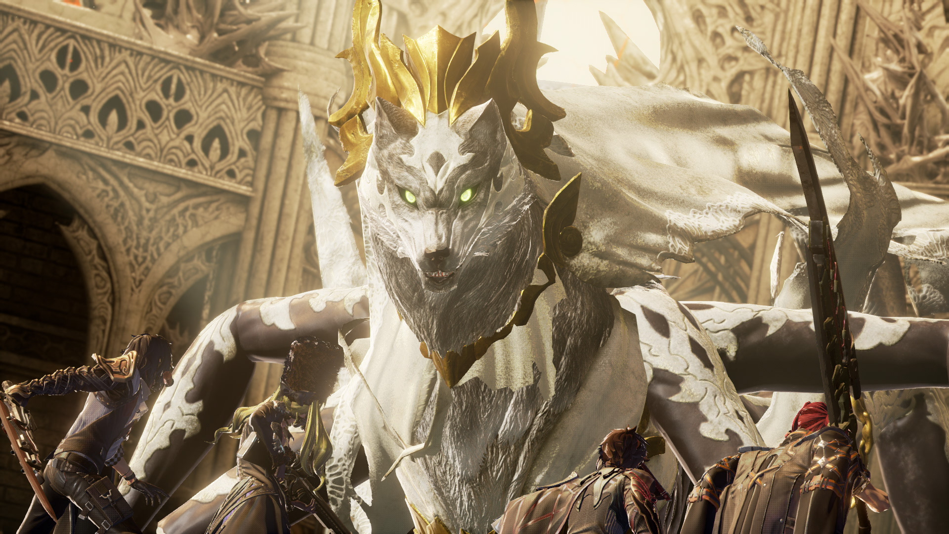 Don't miss your chance to play Code Vein this month screenshot