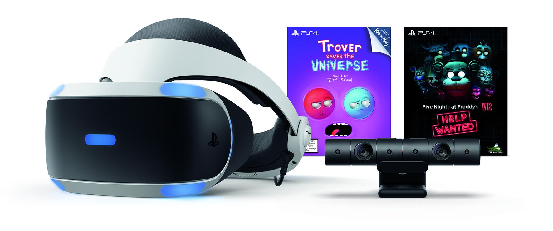 Sony has two more PlayStation VR bundles for 2019 screenshot