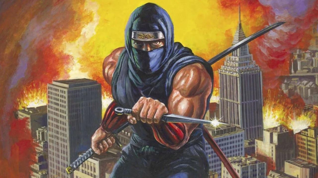 Arcade Archives Ninja Gaiden Brings The Original Brawler To Consoles Today