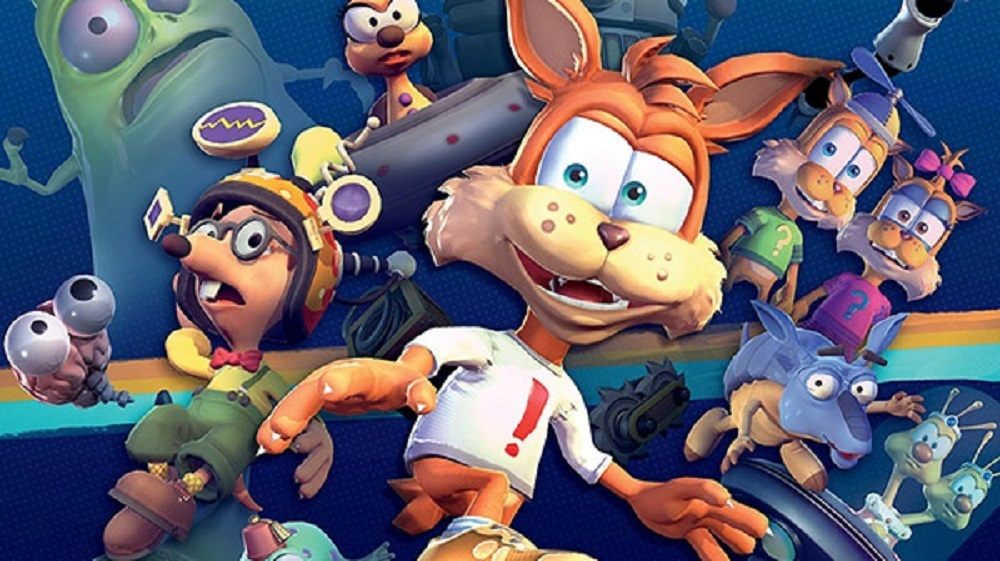 Bubsy: Paws on Fire will ignite PS4 and PC next week, Switch port