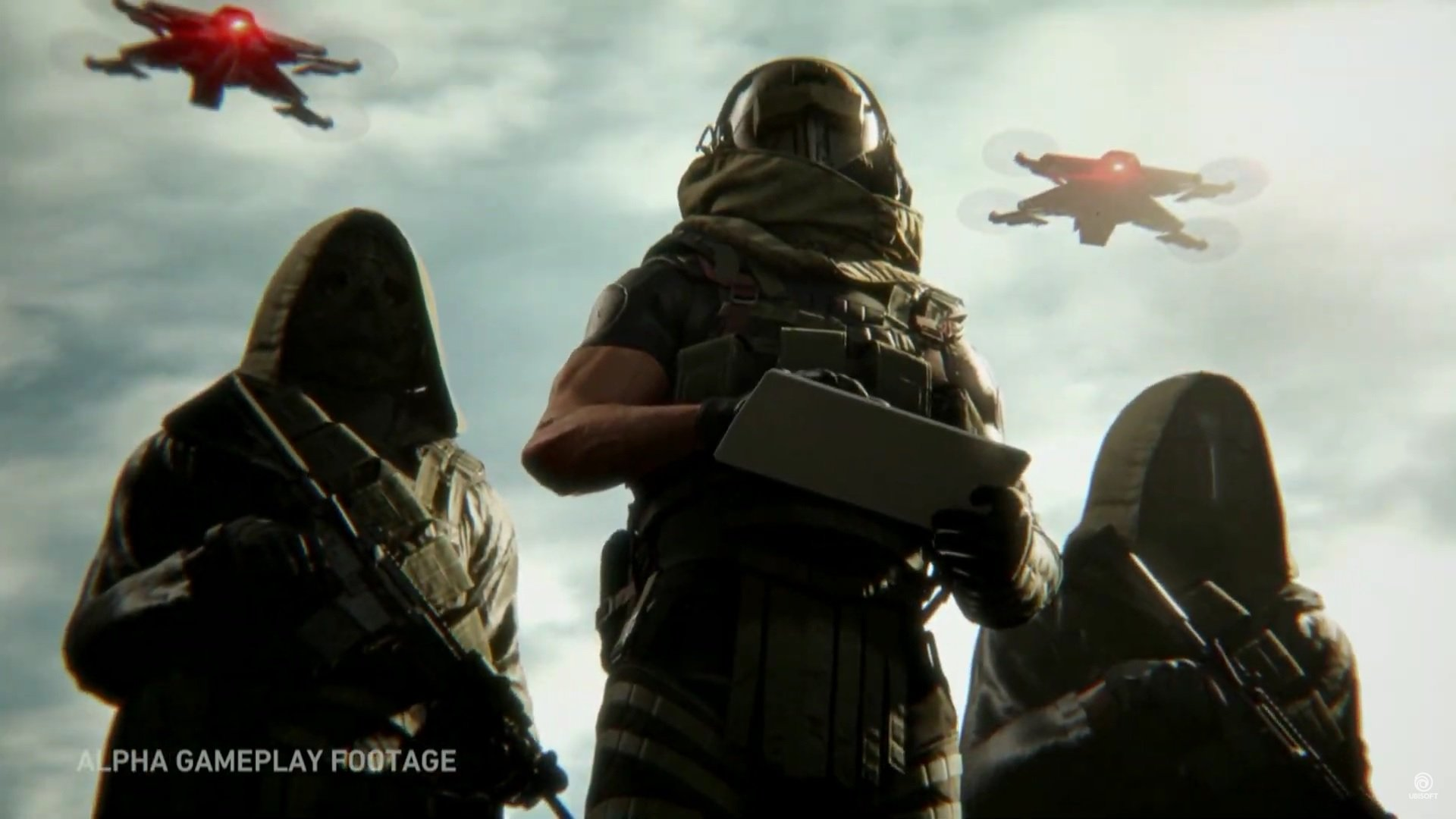 Ubisoft Formally Announces Ghost Recon Breakpoint Doubles Down On