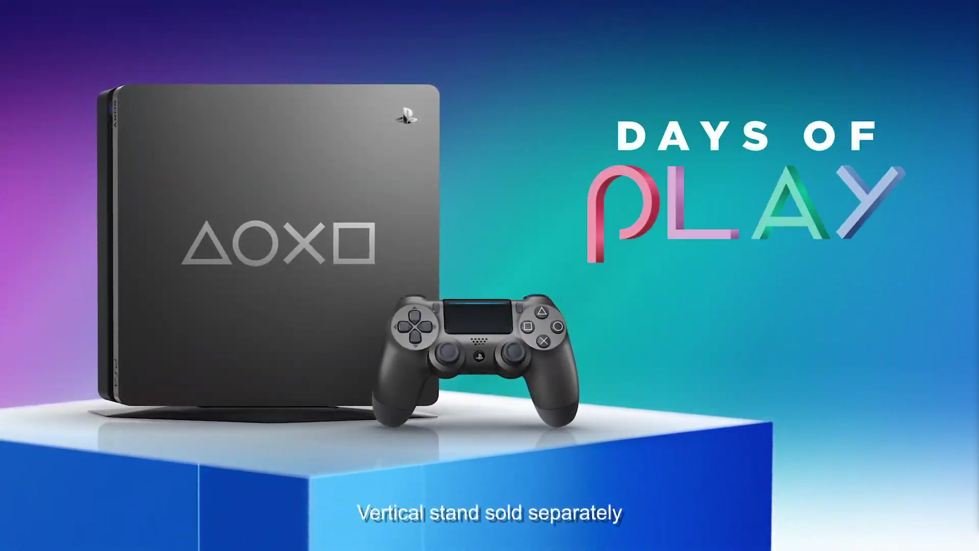Look out for a limited-edition steel gray PS4 in June screenshot