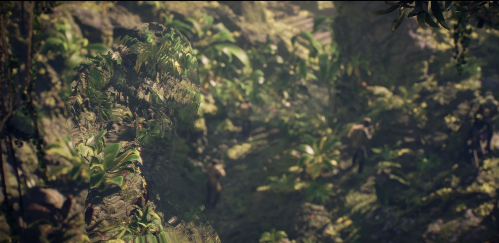 Predator has been turned into a competitive multiplayer game screenshot