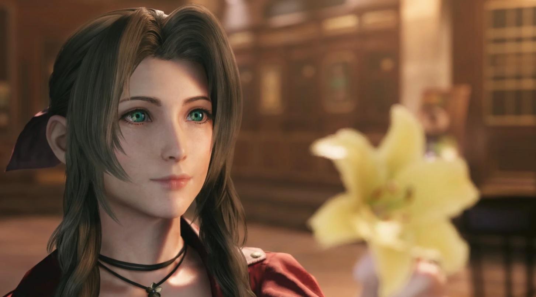 Yes, the Final Fantasy VII Remake is still episodic screenshot