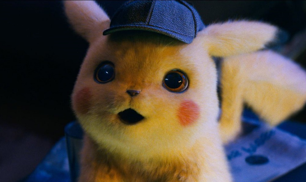 Detective Pikachu bags record U.S. opening for a video game movie screenshot