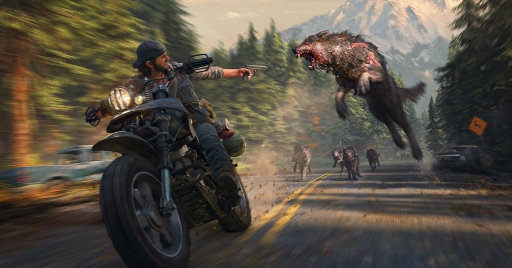 Days Gone still motoring along at the top of the UK Charts screenshot
