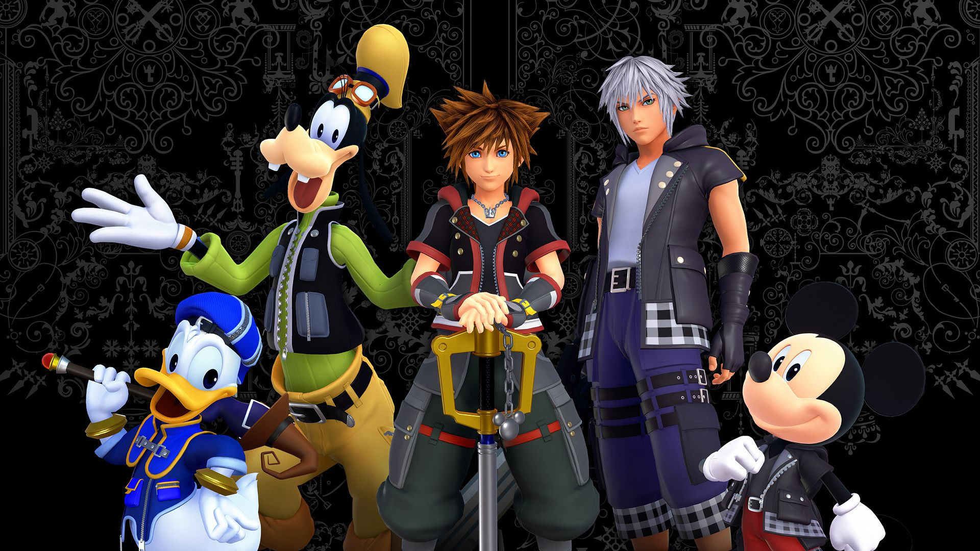 Kingdom Hearts III couldn't lead a strong fiscal year for Square Enix screenshot