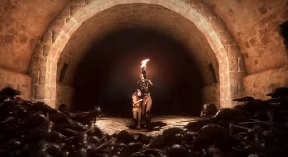 A Plague Tale: Innocence launches today with forlorn trailer screenshot