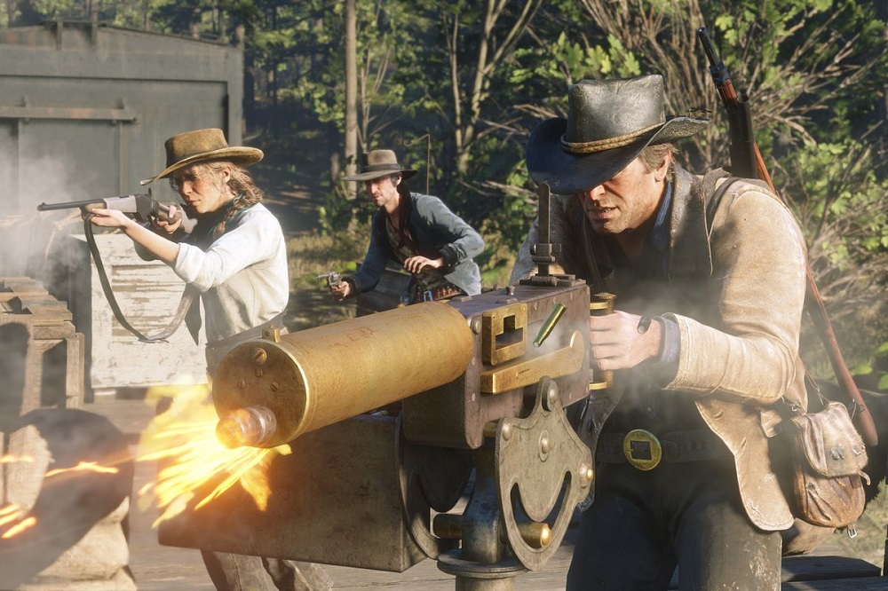 Red Dead Online performing well says Take-Two, is set to leave beta soon screenshot