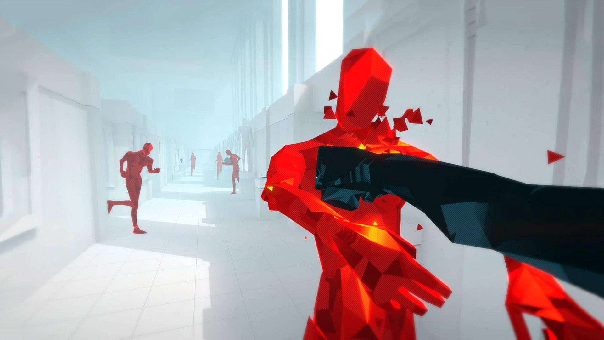 PlayStation's Totally Digital sale starts today, grab Superhot VR screenshot