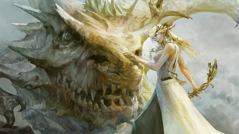 Square Enix closes the book on Project Prelude Rune screenshot