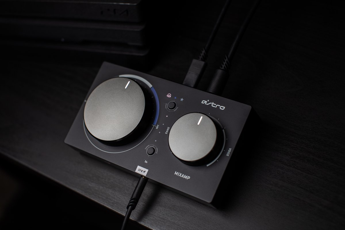 Review: Astro A40 TR Headset + MixAmp Pro TR