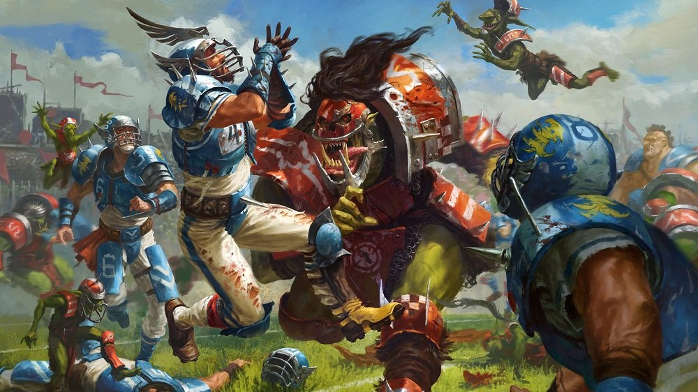 Blood Bowl III will scorch playing fields in 2020 screenshot