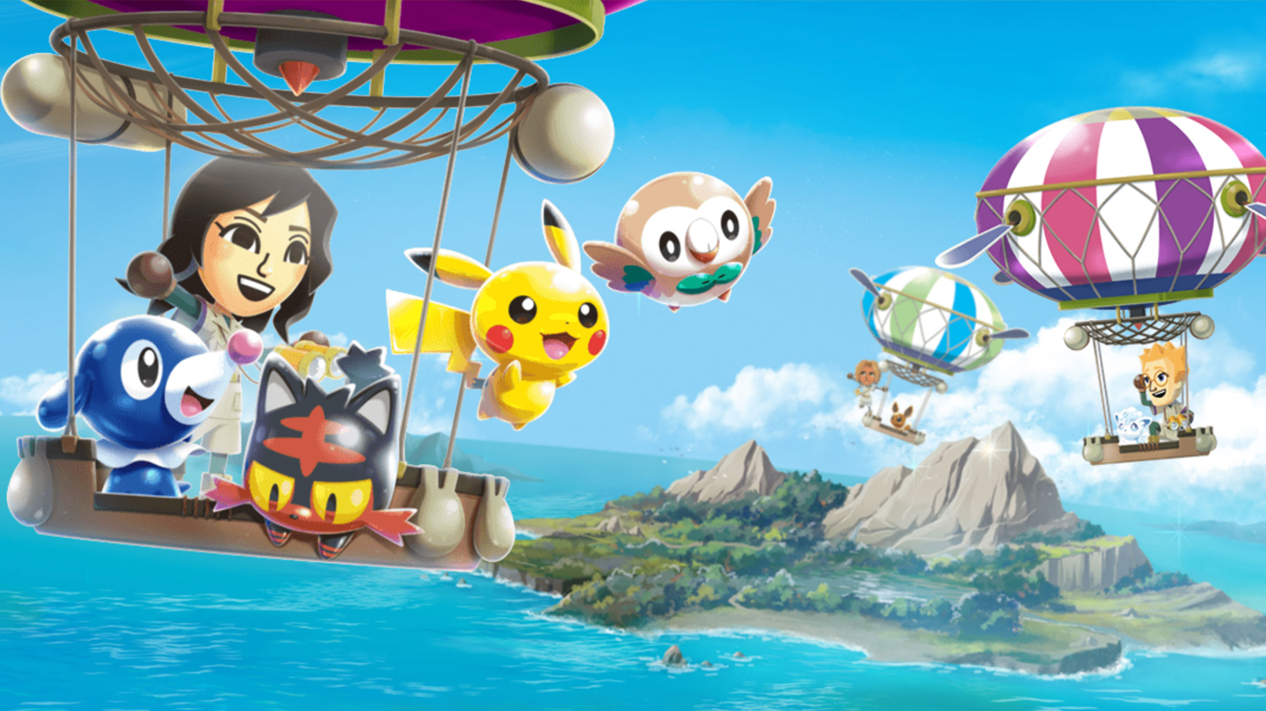Pokemon Rumble Rush stealth launches on mobile screenshot