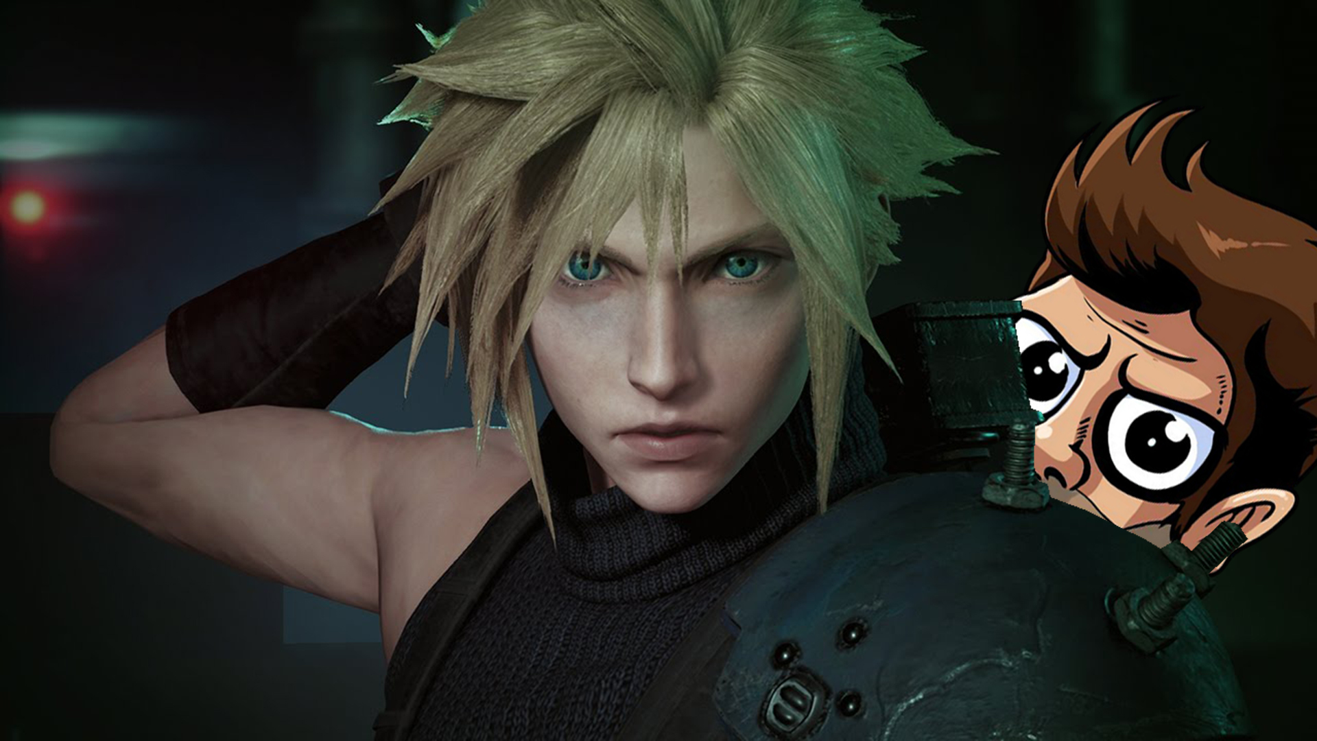 In today's episode of Pregame Discharge, Final Fantasy VII Remake got a new trailer and might release this decade! screenshot