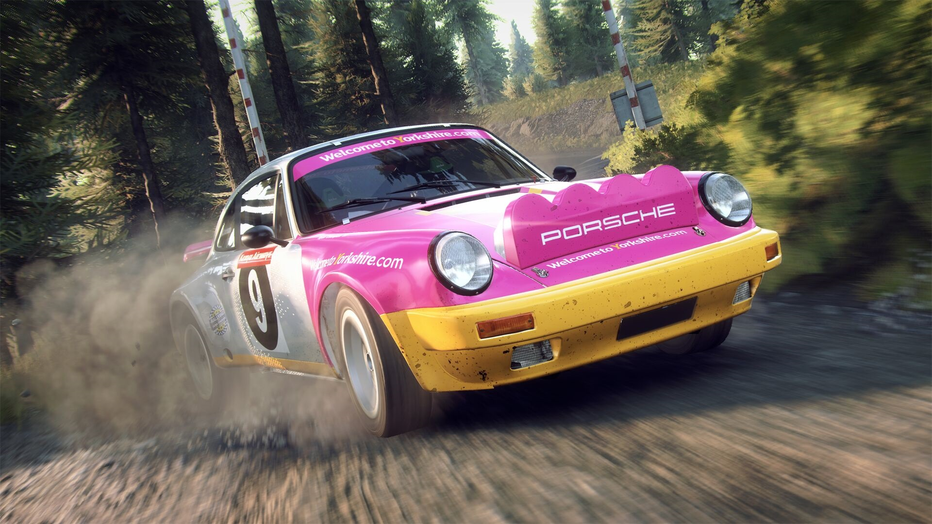 Codemasters details the contents of DiRT Rally 2.0's second season screenshot