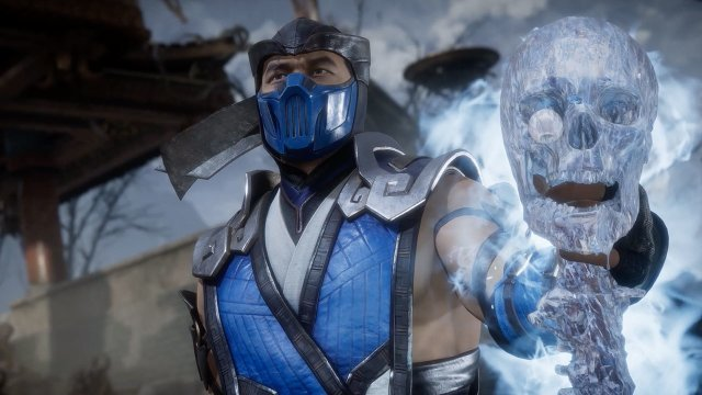 How have you been liking Mortal Kombat 11?