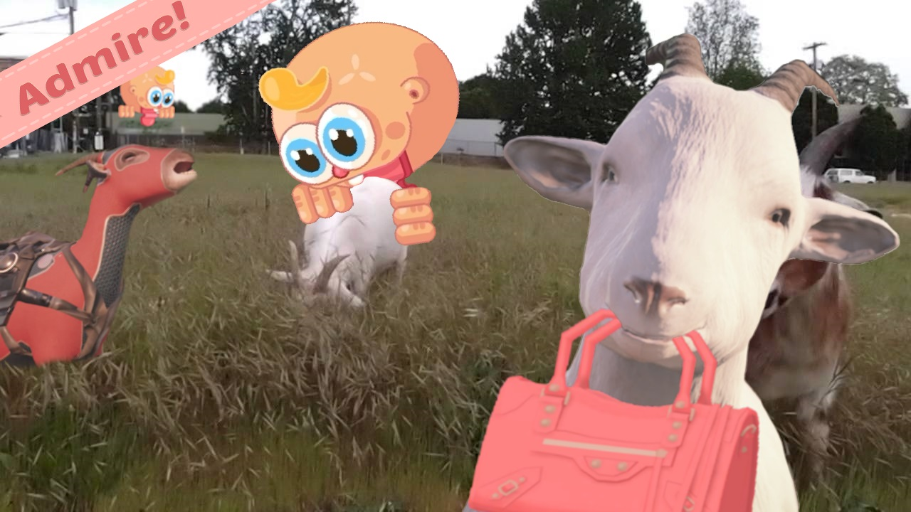 Estar raro con Wes: Call of Goatee, deja de alimentar a este bebé y agarra tu mejor bolso que vamos a Red Lobster 2