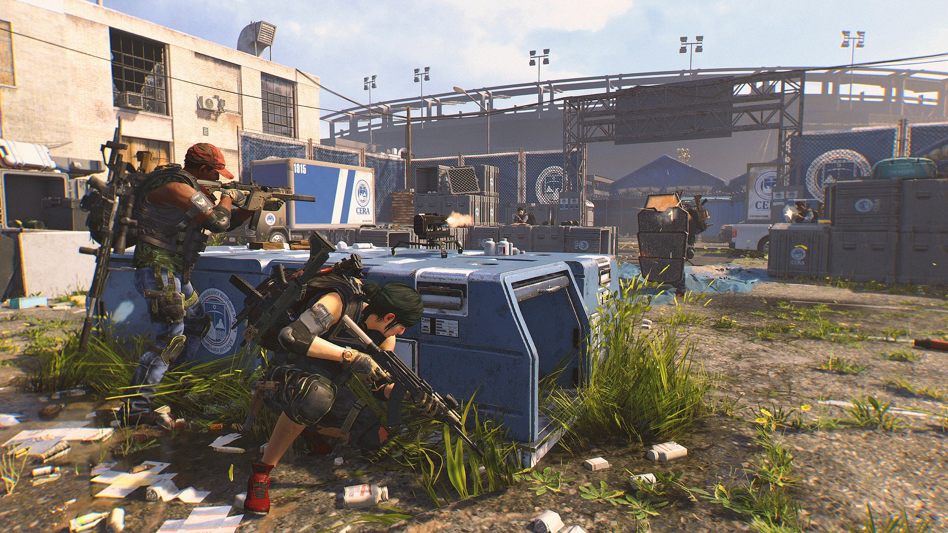 Ubisoft might slightly nerf The Division 2's raid difficulty on consoles