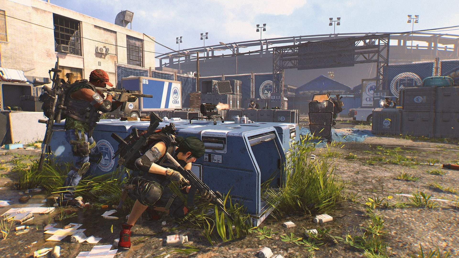 Ubisoft might slightly nerf The Division 2's raid difficulty
