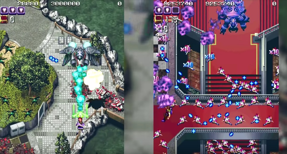 '90s shmup ESP Ra.De. hits PS4 and Switch later this year