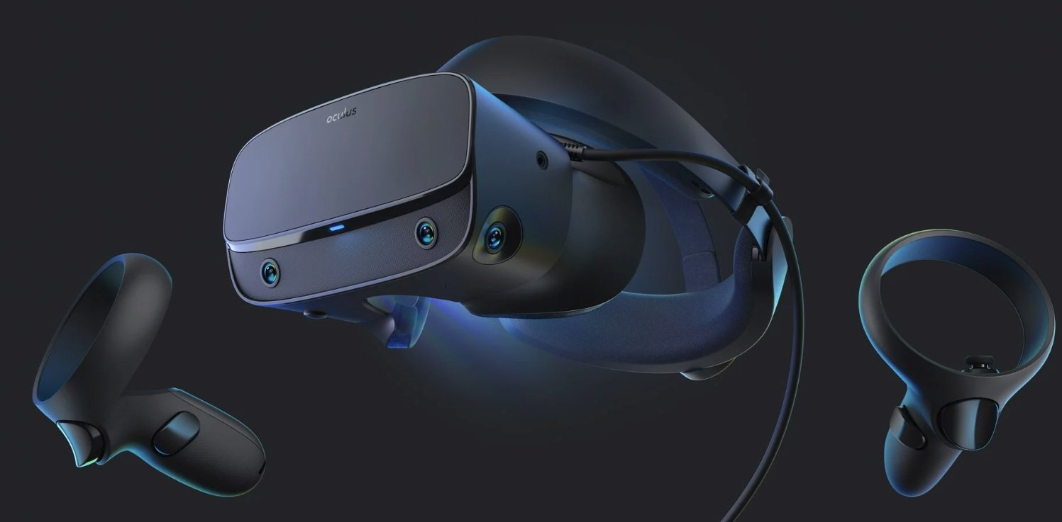 The Oculus Quest and Oculus Rift S are out today