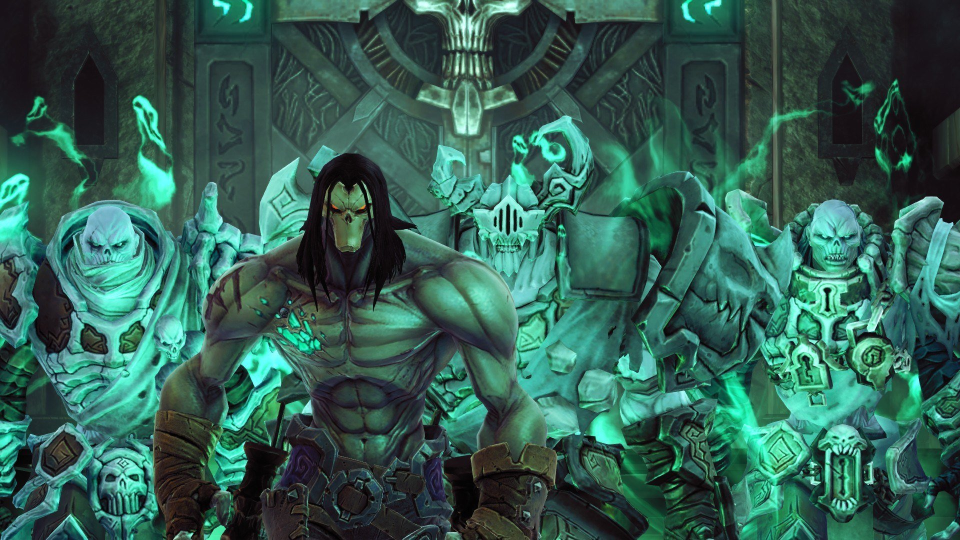 Darksiders Ii Finally Got Its Xbox 4k Patch Nearly Half A Year Late