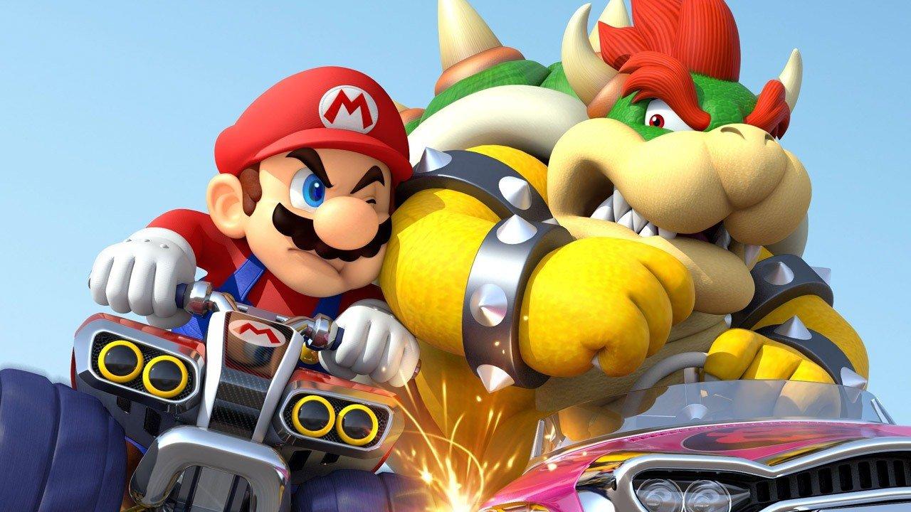Mario Kart Tour footage leaks ahead of beta period