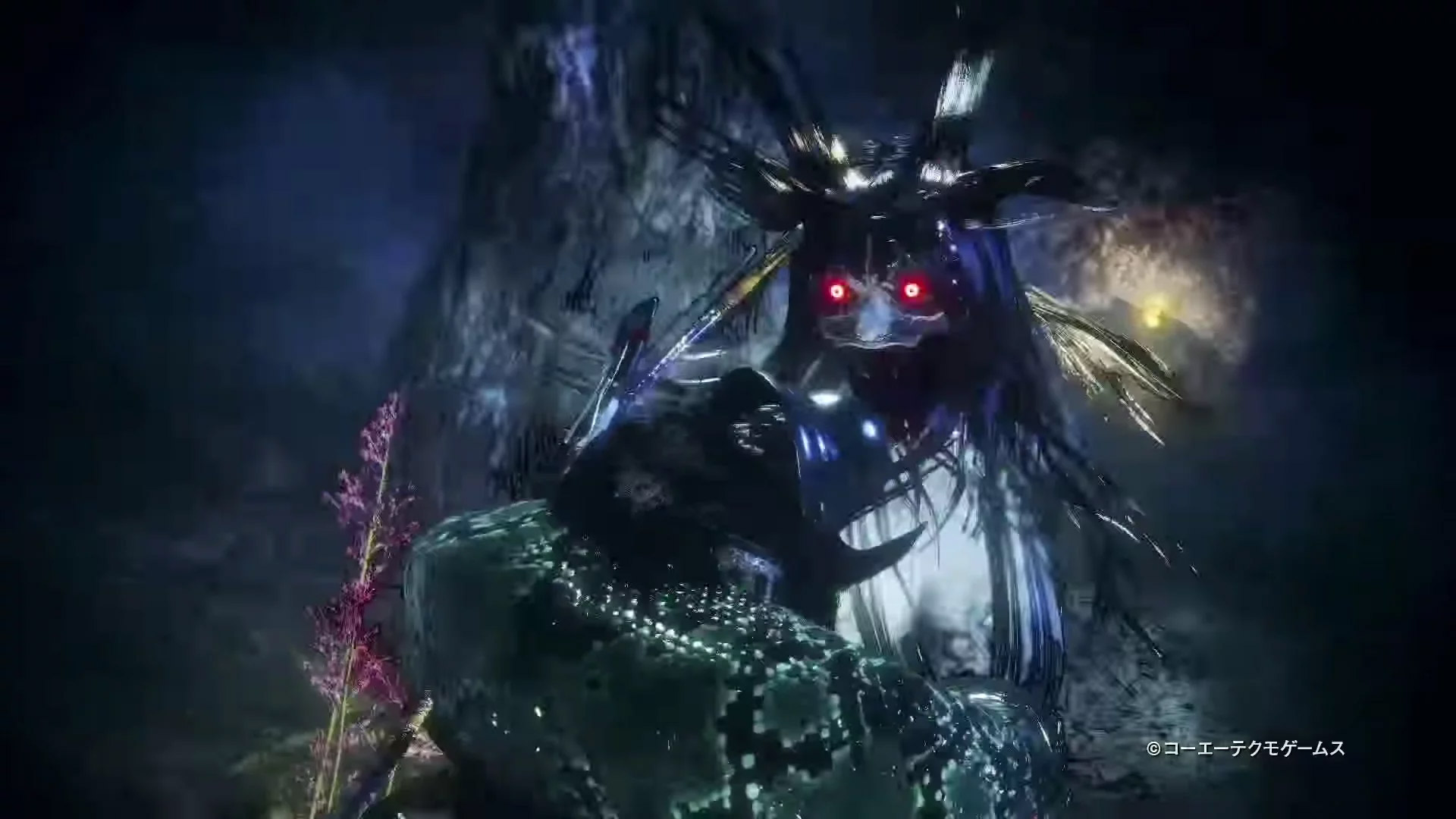 Nioh 2 is running a closed alpha on PS4 and it looks glorious screenshot