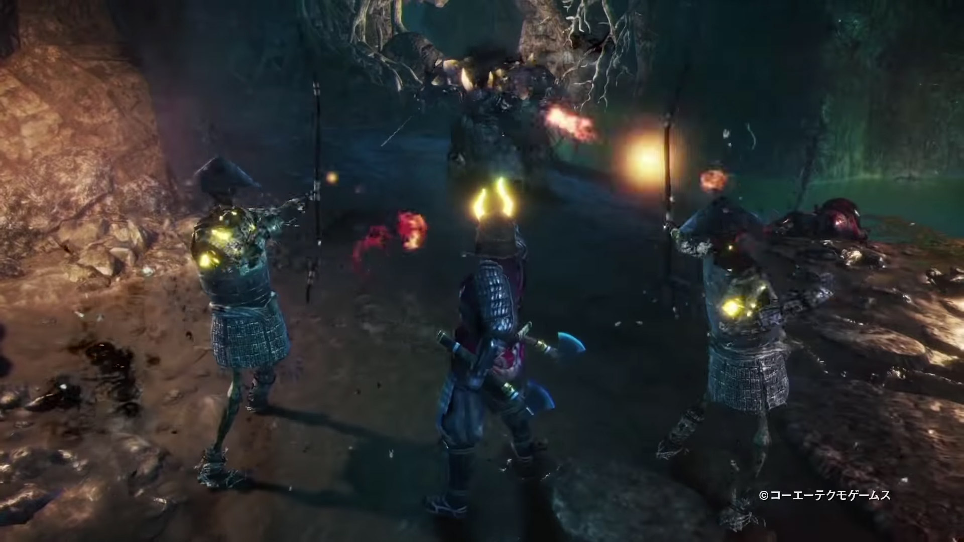 Nioh 2 archer guardian spirits