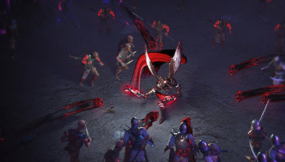 I am in awe of Path of Exile's constant meaningful updates