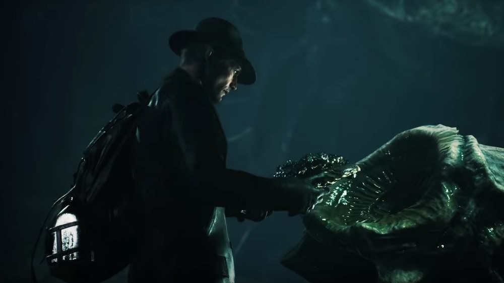 The Sinking City submerges you into its 'Rotten Reality' screenshot