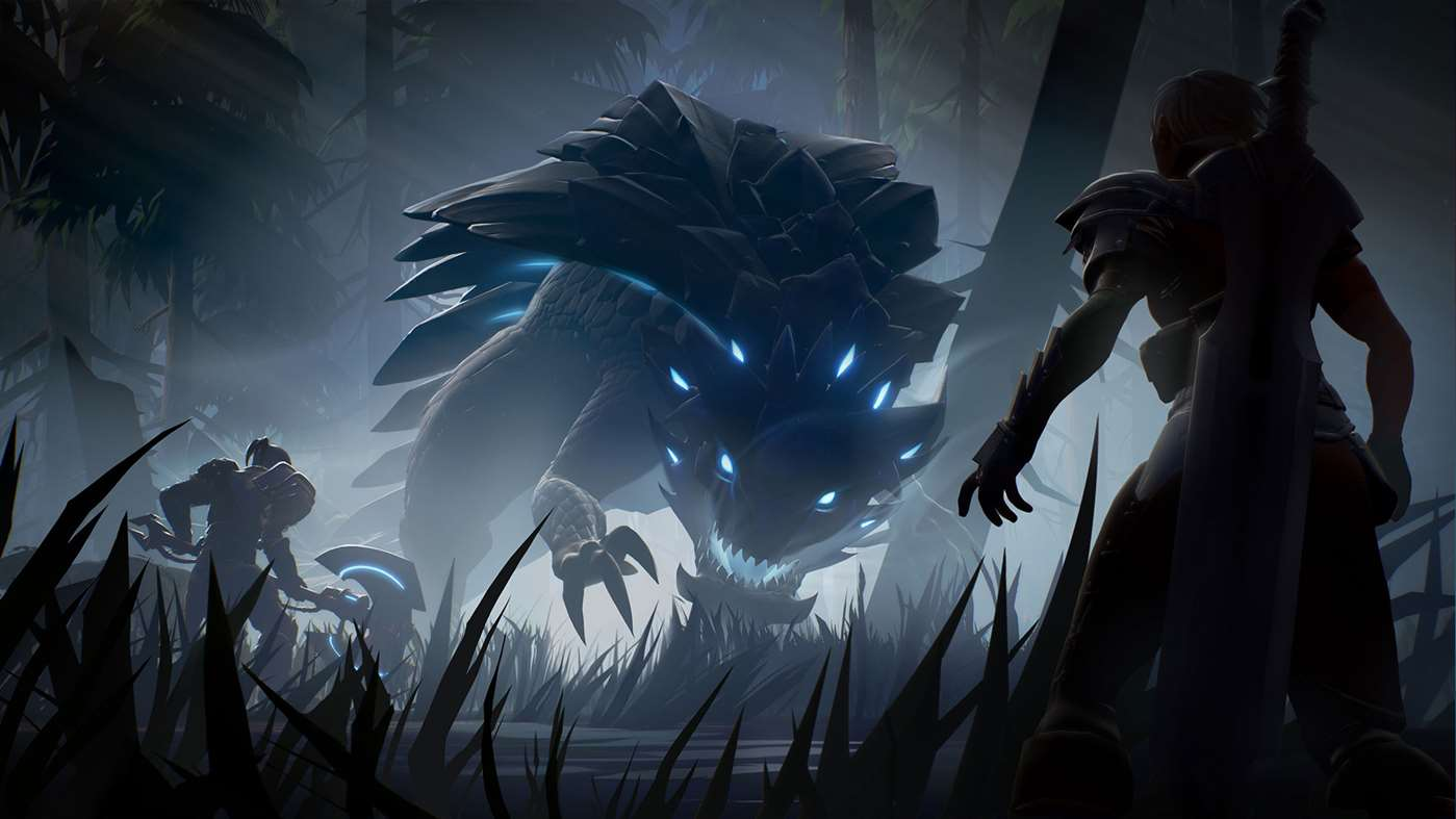 Dauntless is so popular that players are stuck waiting in three-hour