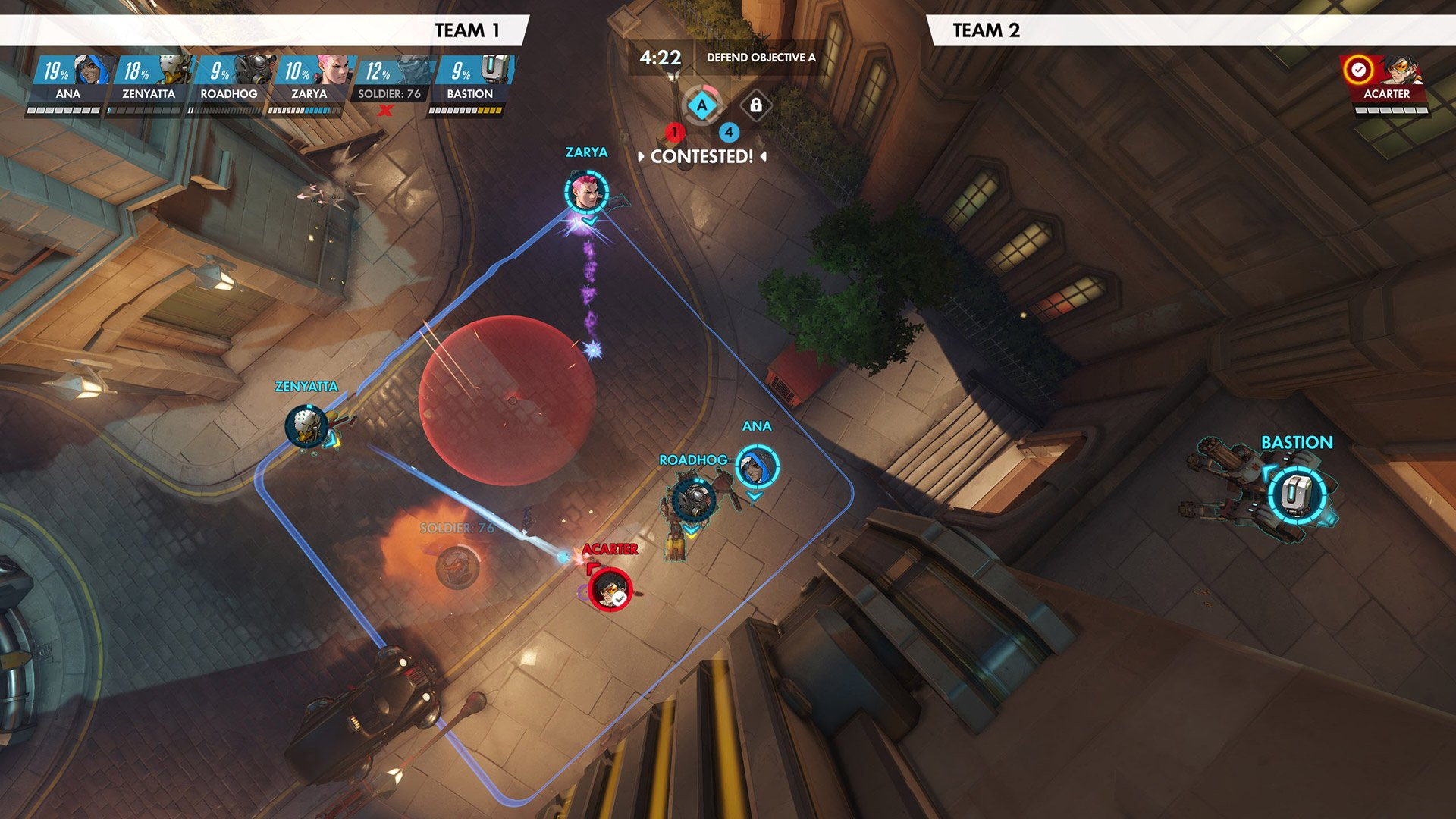 You can watch Overwatch replays at a glance