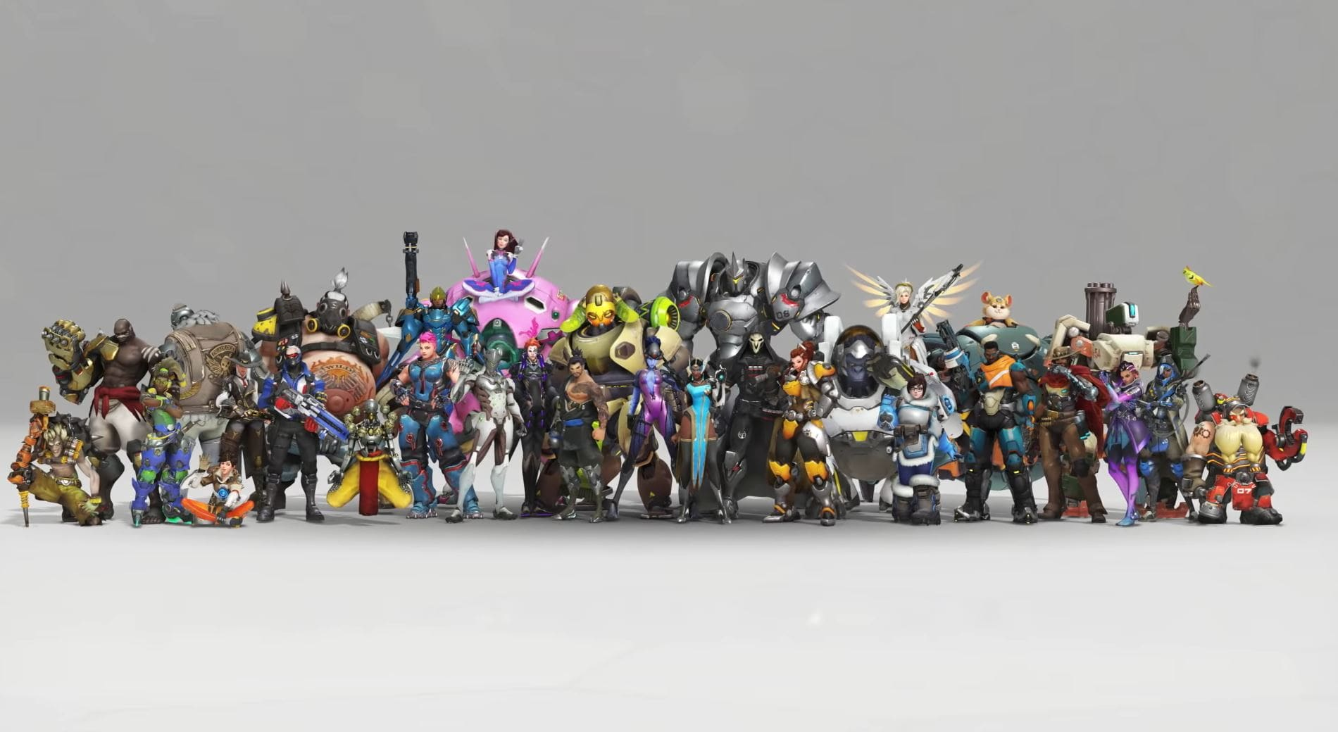 Overwatch is three years old today: do you still play it?