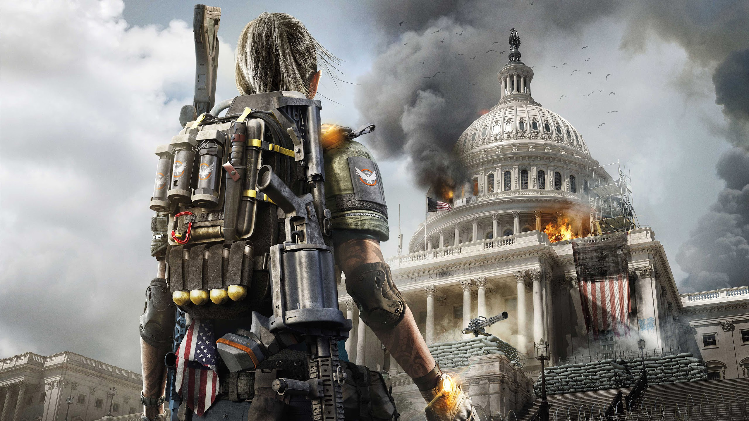 The Division 2 has a loot cave to call its own