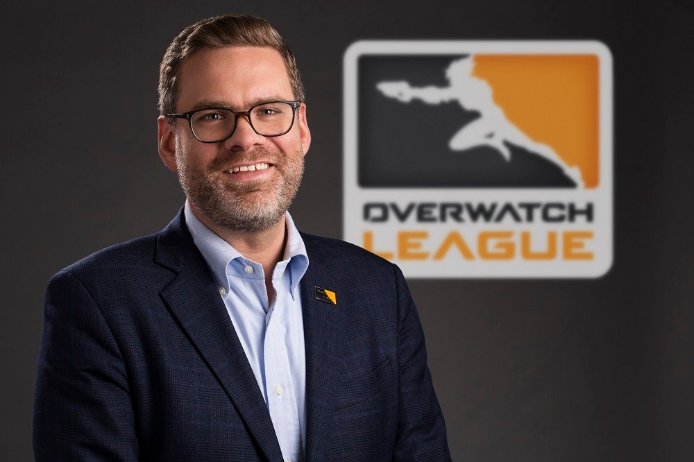Overwatch League commissioner leaving Blizzard for Epic Games' Fortnite division screenshot