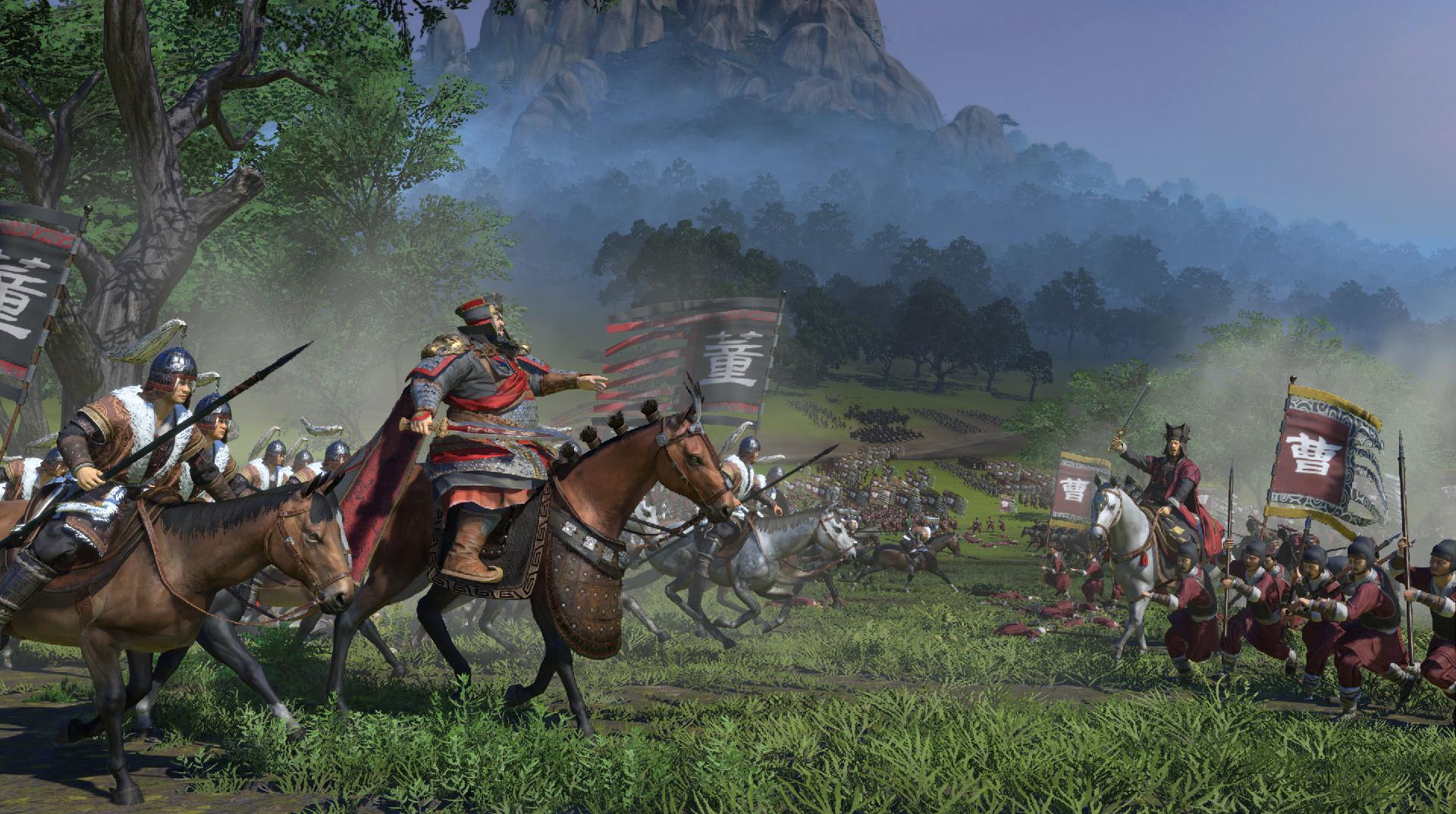 Total War: Three Kingdoms sold best in China