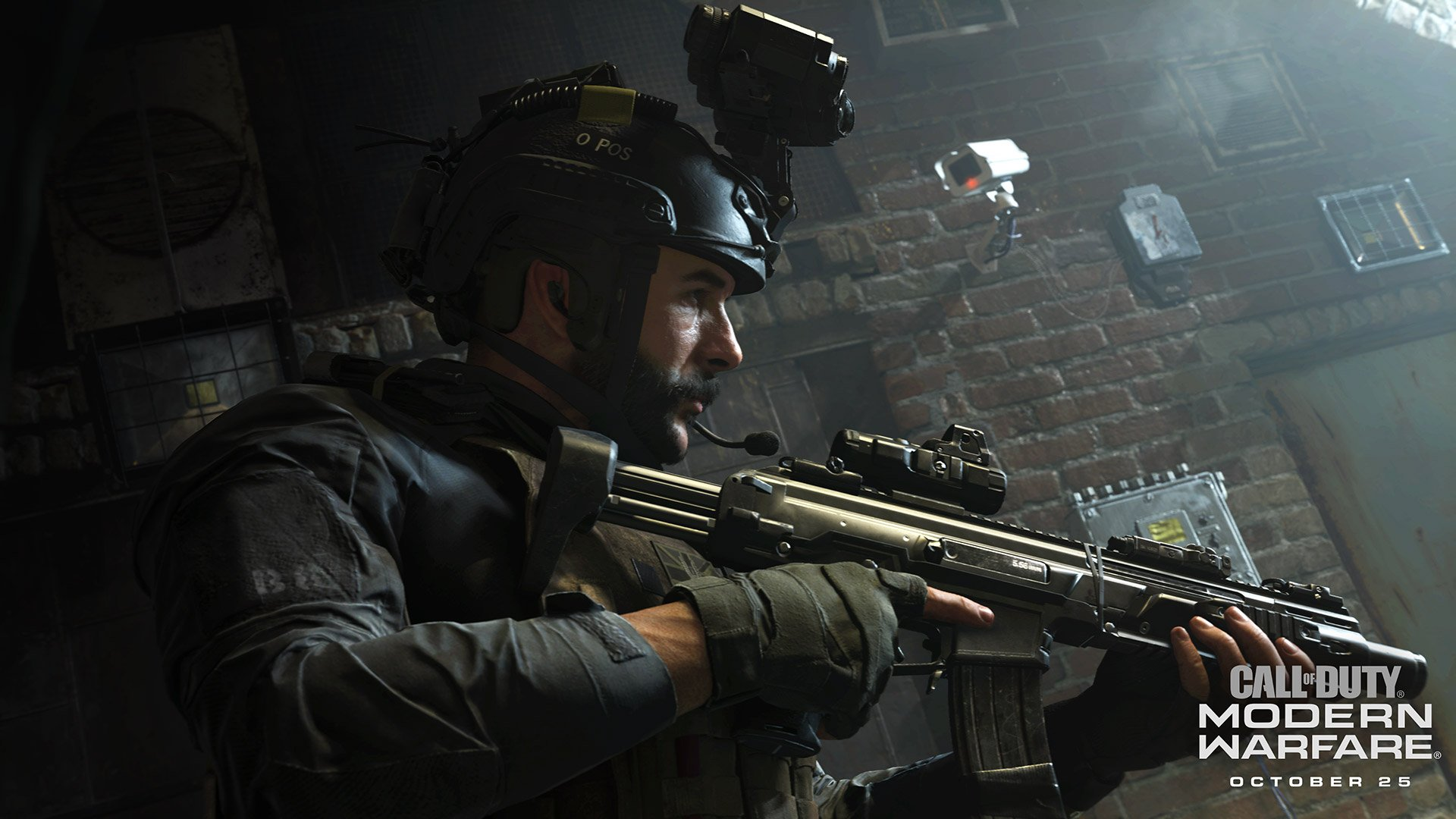 Call of Duty: Modern Warfare (2019) uses a new engine to great effect