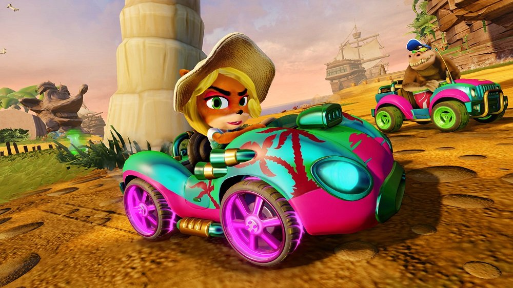 crash team racing nitro fueled android