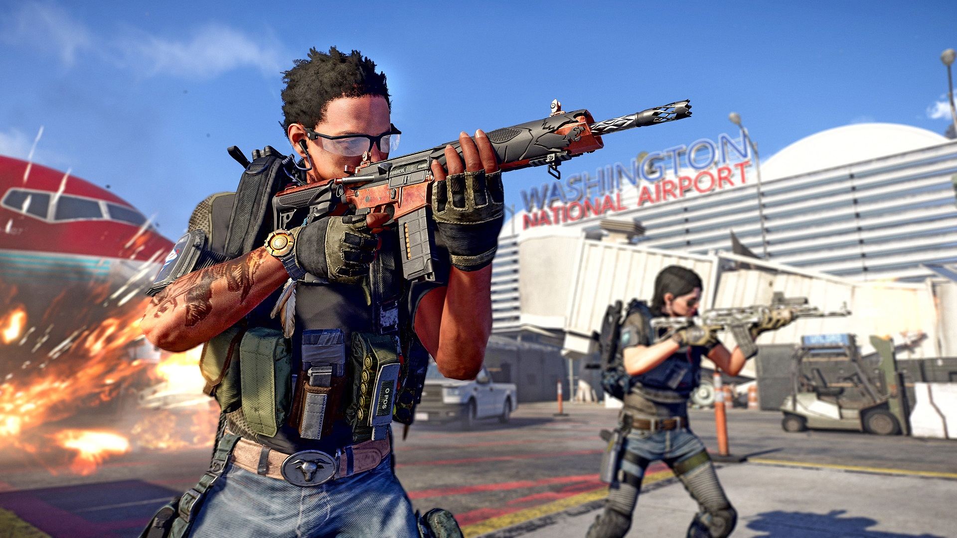 Division 2's Gunner specialization goes live tomorrow on test servers screenshot